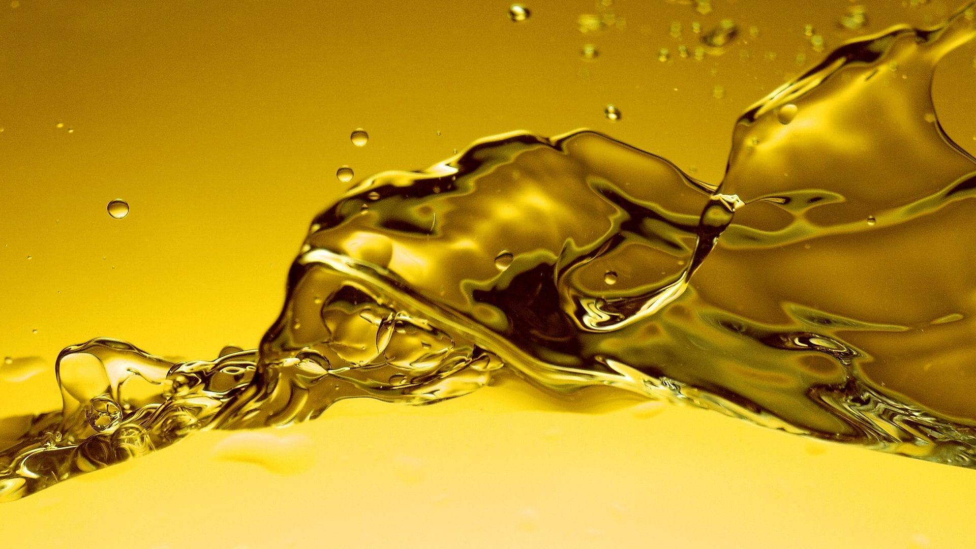潤滑油を示しています