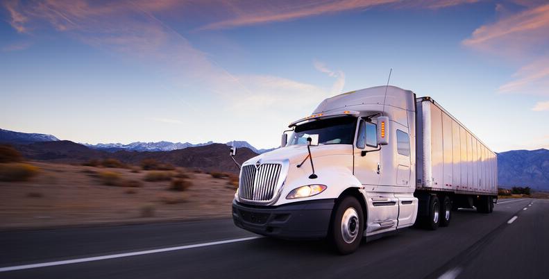 Truckの写真です
