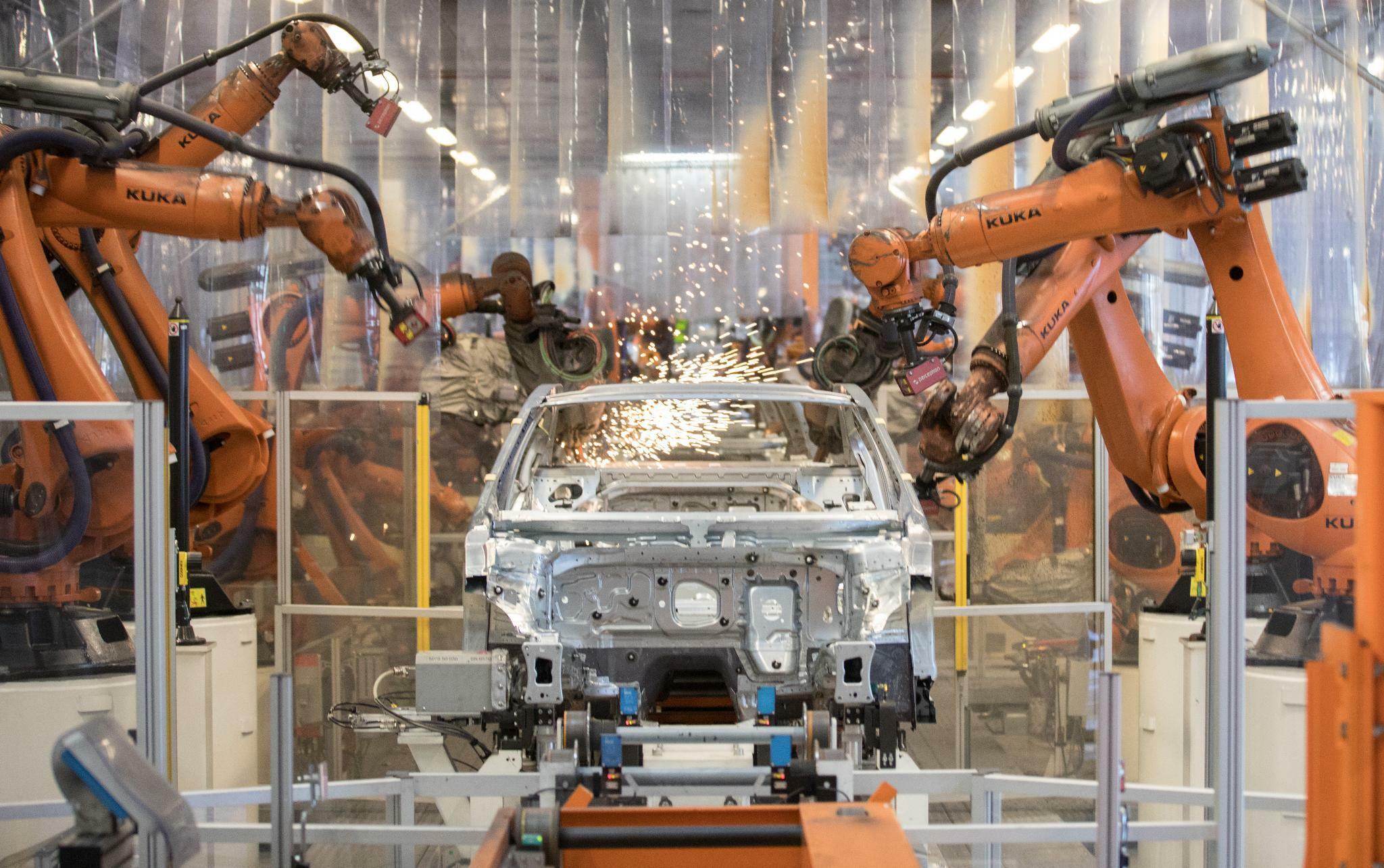 自動車部品メーカーのイメージ写真です。